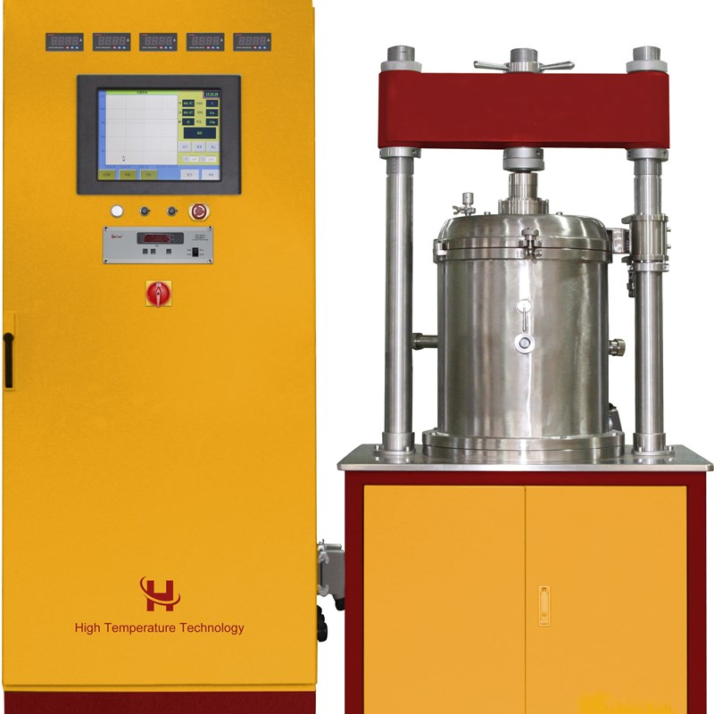 HT2 Vacuum Hot Press Furnace