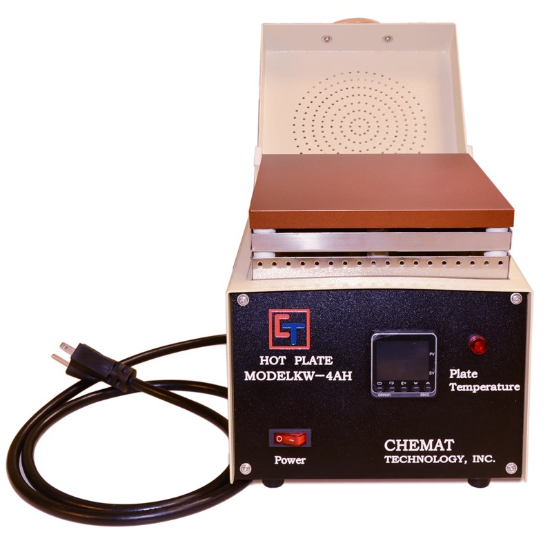 Kw 4ah Compact Hotplate Spin Coaters Chemat Scientific
